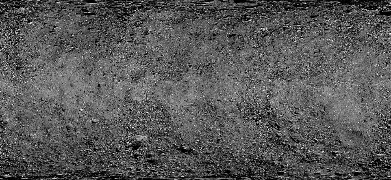 """Bennu, o """"asteroide do fim do mundo"""", receberá uma sonda da Nasa em 2020 - Divulgação/2020"""