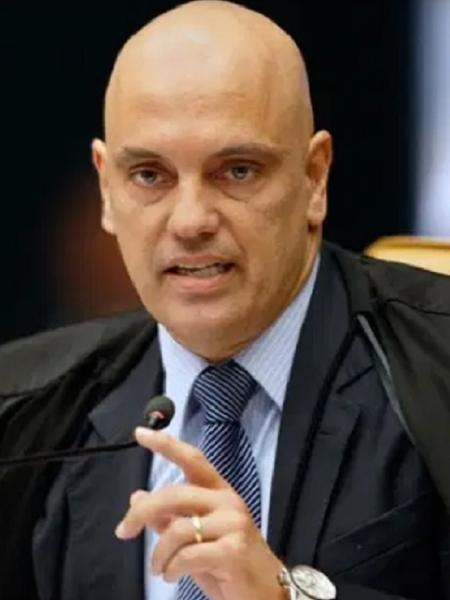 Atos contra a democracia são inconstitucionais, e não são liberdade de expressão, afirmou Moraes - Rosinei Coutinho/SCO/STF/ABR