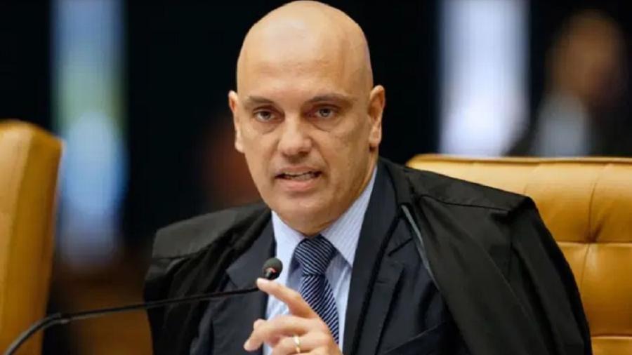 O ministro do STF, Alexandre de Moraes, é Relator dos inquéritos das fake news, aberto para apurar notícias falsas, ofensas e ameaças - Foto: Rosinei Coutinho/SCO/STF/Agência Brasil