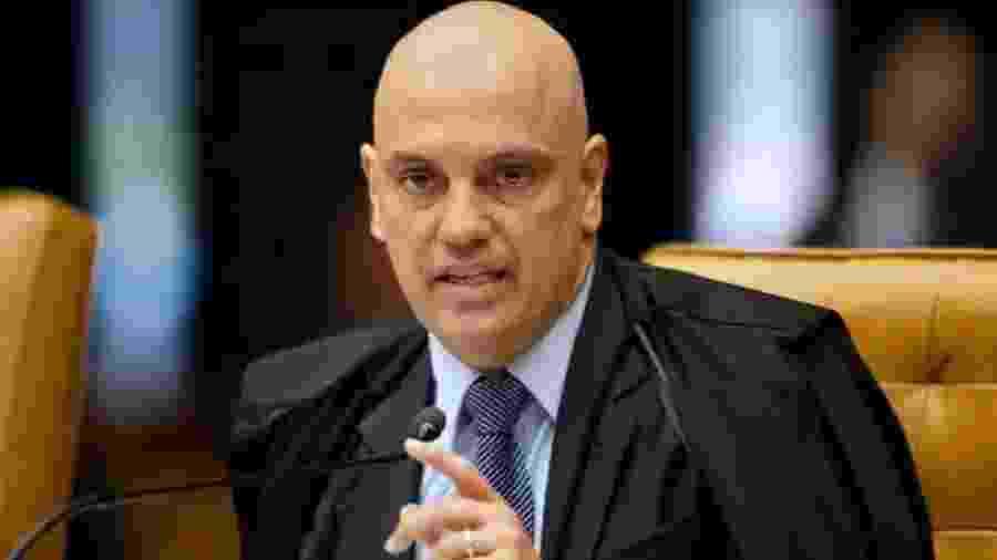 Alexandre de Moraes, ministro do Supremo Tribunal Federal - Foto: Rosinei Coutinho/SCO/STF/Agência Brasil