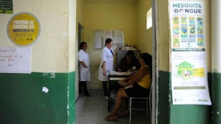 Clínica de Saúde da Família na Baixada Fluminense, no RJ - TÂNIA REGO/AGÊNCIA BRASIL - TÂNIA REGO/AGÊNCIA BRASIL