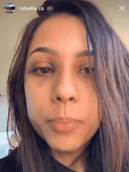 Rafaella de Carvalho Pereira acusa o pai, que é presidente da Câmara de Vereadores de Campo Formoso, de agressão - Reprodução / Instagram