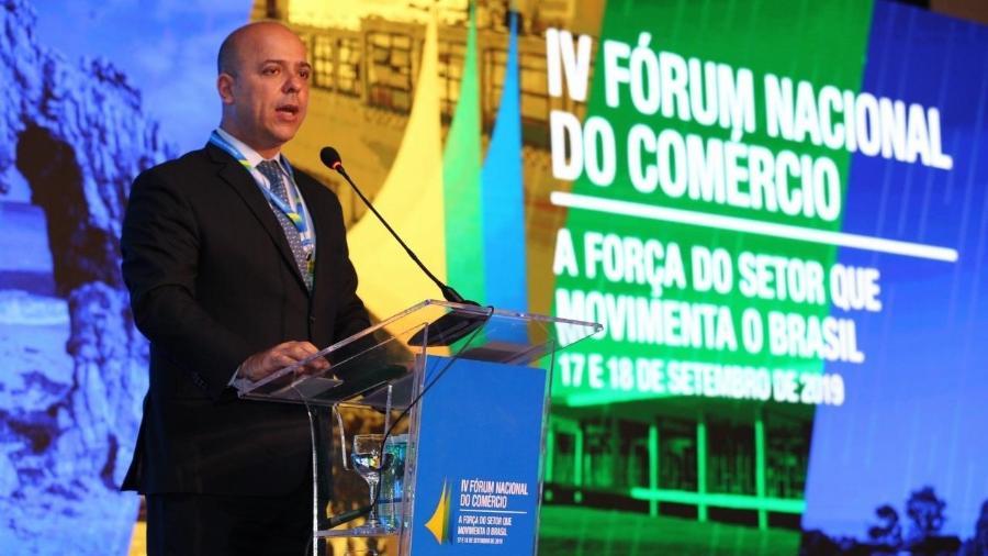 O secretário especial de Produtividade, Emprego e Competitividade, Carlos da Costa, disse que o governo está aguardando a votação do projeto que está na Câmara - Divulgação/Ministério da Economia