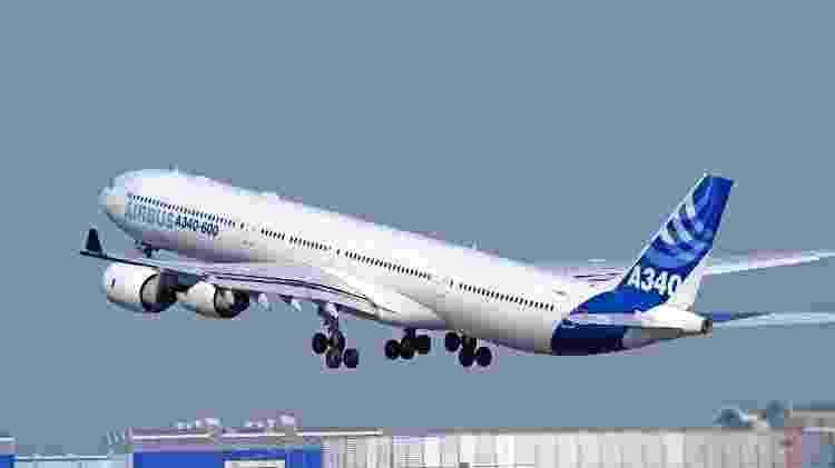 A340 - Divulgação - Divulgação