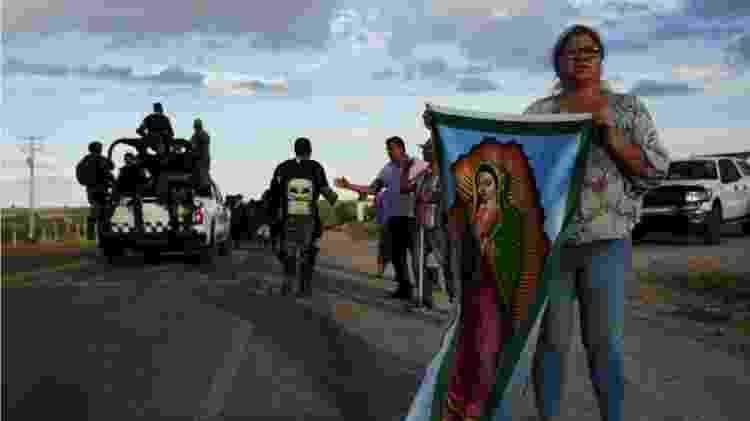 Protesto de agricultores - Reuters - Reuters