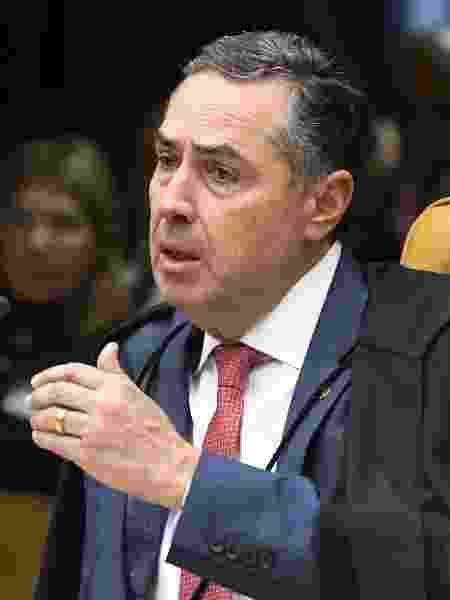 O ministro Luís Roberto Barroso - Carlos Moura/SCO/STF