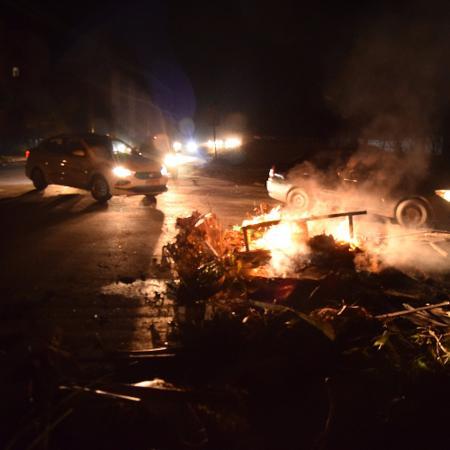 13 das 16 cidades do Amapá sofrem com apagão desde o dia 3 de novembro - GABRIEL PENHA/PHOTOPRESS/ESTADÃO CONTEÚDO