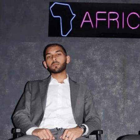 Os irmãos Cajee, fundadores da corretora de bitcoins Africrypt - Reprodução/Instagram
