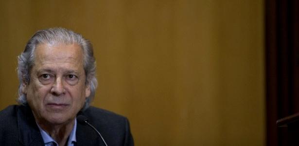 STF deve julgar nesta terça-feira (2) um habeas corpus impetrado por José Dirceu