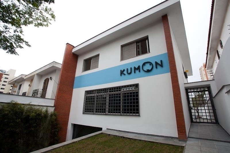 Franquia Kumon. Rede que atua na área de reforço escolar