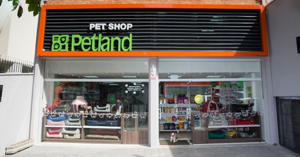 Franquia Petland