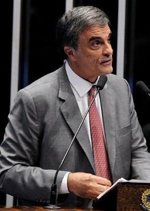 O ex-ministro José Eduardo Cardozo no Senado