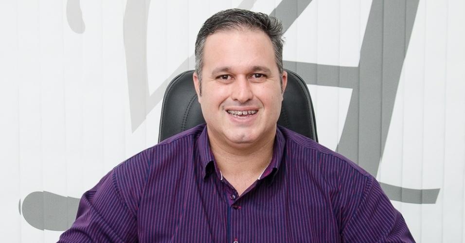 Vinicius Almeida, sócio do Grupo VA, de licenciamento e franquias