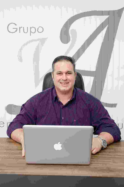 Vinicius Almeida, sócio do Grupo VA, de licenciamento e franquias - Divulgação