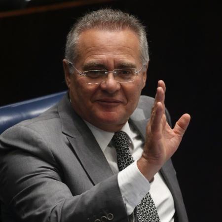 28.jun.2017 - Renan Calheiros - Aílton de Freitas/Agência O Globo