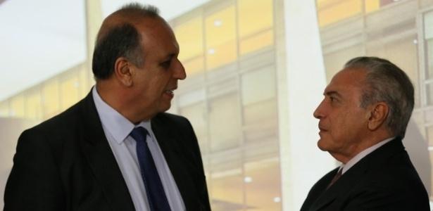 Pezão admitiu falhas e incapacidade no combate ao crime organizado; Temer aposta em militares nas ruas e no comando da segurança para diminuir violência no Rio - Beto Barata/ABr