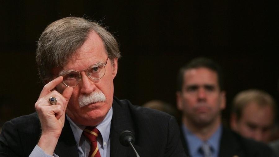John Bolton, assessor da Casa Branca - Getty Images