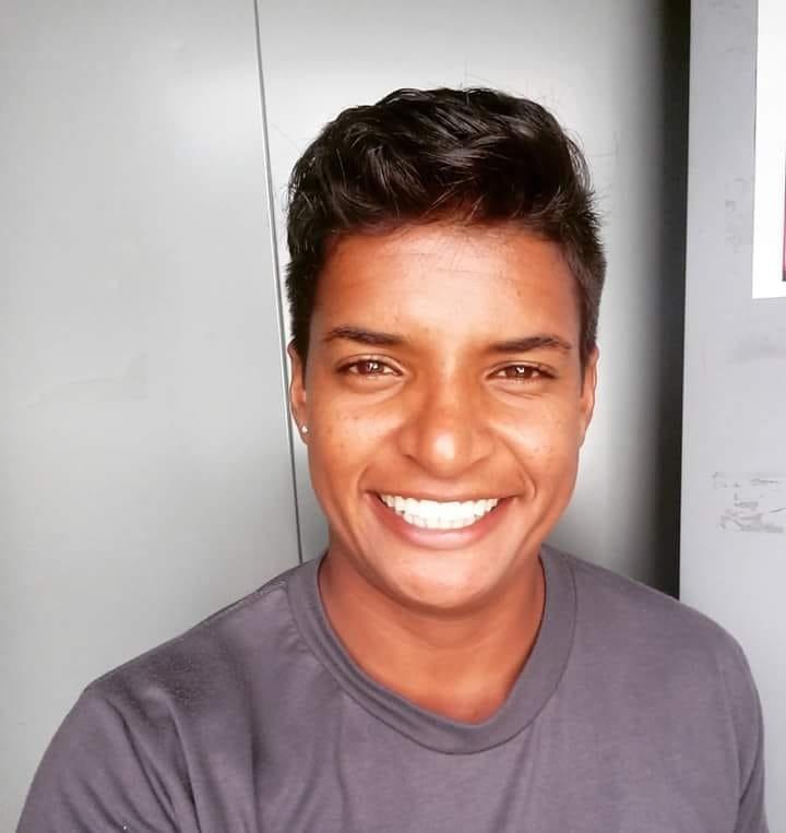 A policial militar Juliane dos Santos Duarte, que está desaparecida em São Paulo