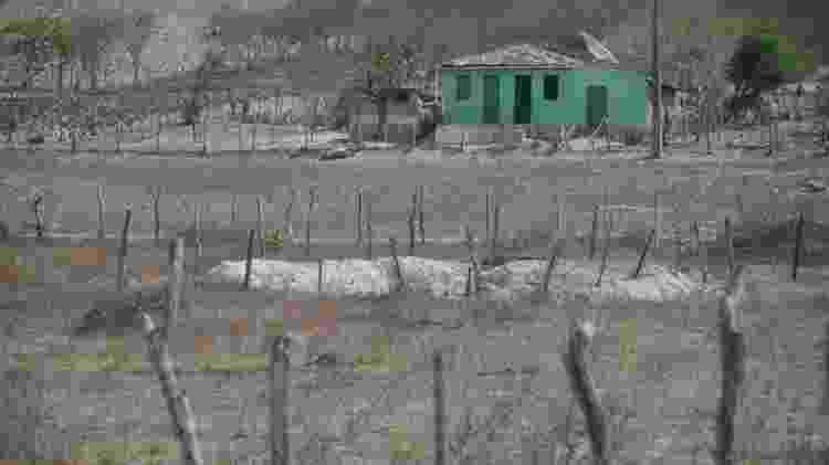 Município de Belo Monte (AL) tem acesso difícil na zona rural e índices altos de pobreza - Beto Macário/UOL