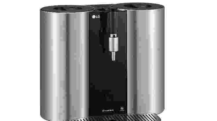 LG HomeBrew - máquina de cerveja artesanal da LG - Divulgação - Divulgação