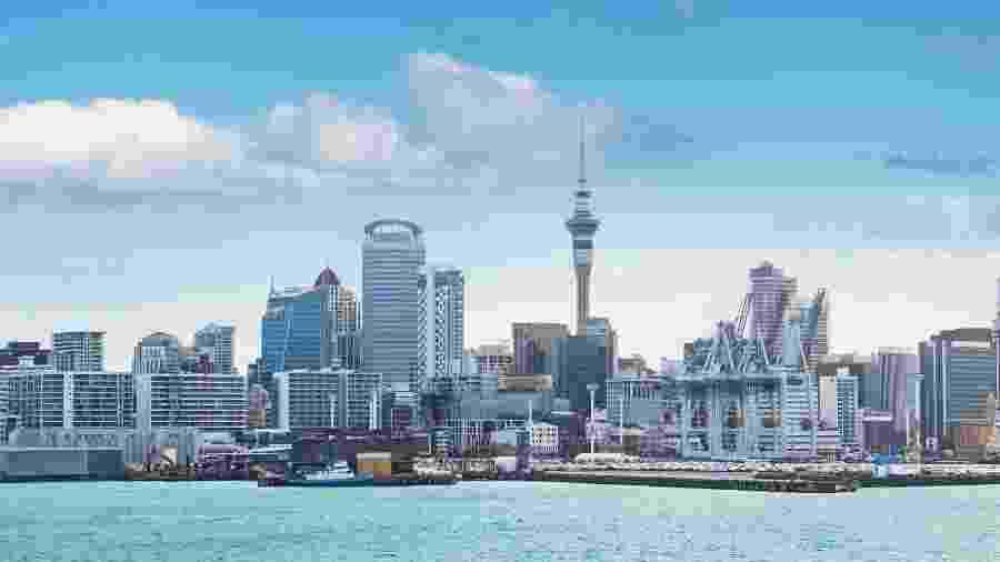 Auckland, na Nova Zelândia - Getty Images/iStockphoto/levkr