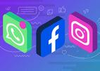 Depois do Instagram, Facebook prepara integração entre Messenger e WhatsApp (Foto: Arte UOL)