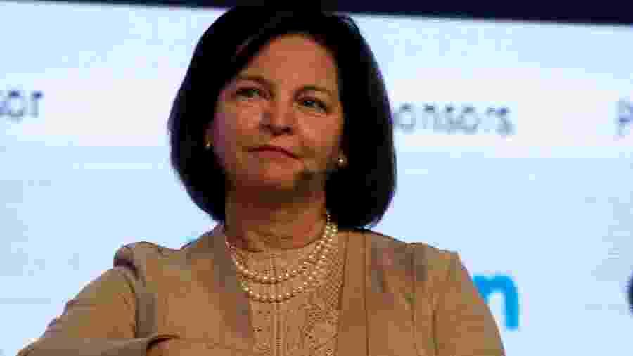 A ex-procuradora-geral da República, Raquel Dodge, durante evento do Brazil Summit 2019 - Leco Viana/Estadão Conteúdo