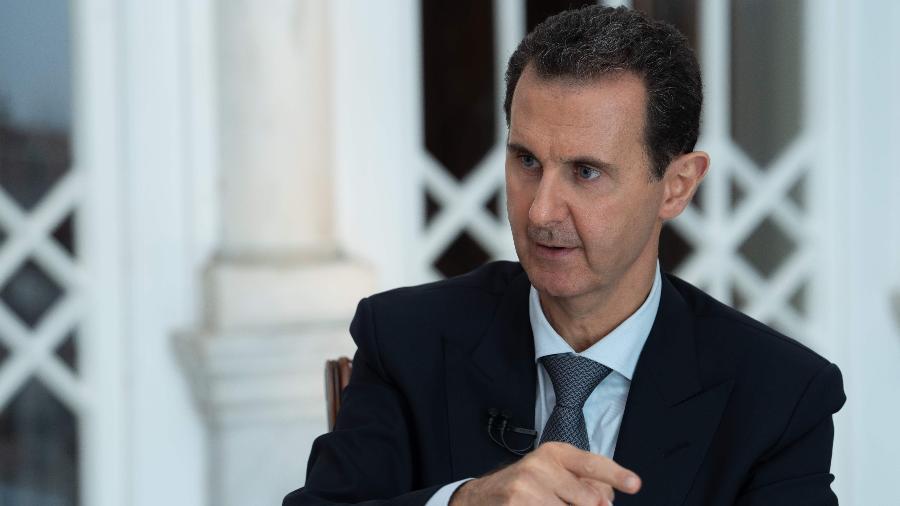 Bashar al-Assad está no comando da Síria desde 2000 - Sana/AFP