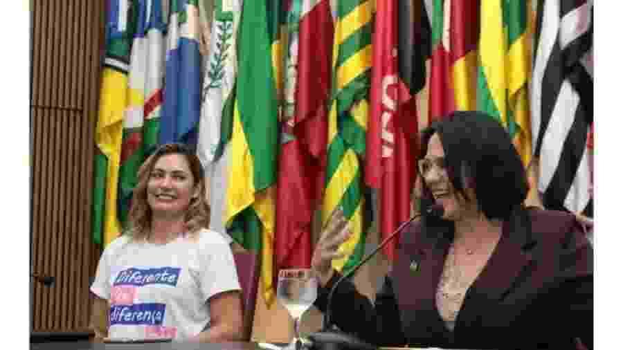 Primeira-dama Michelle Bolsonaro e ministra Damares Alves viajam para a Itália e vão se encontrar com o papa - Ministério da Mulher, Família e Direitos Humanos