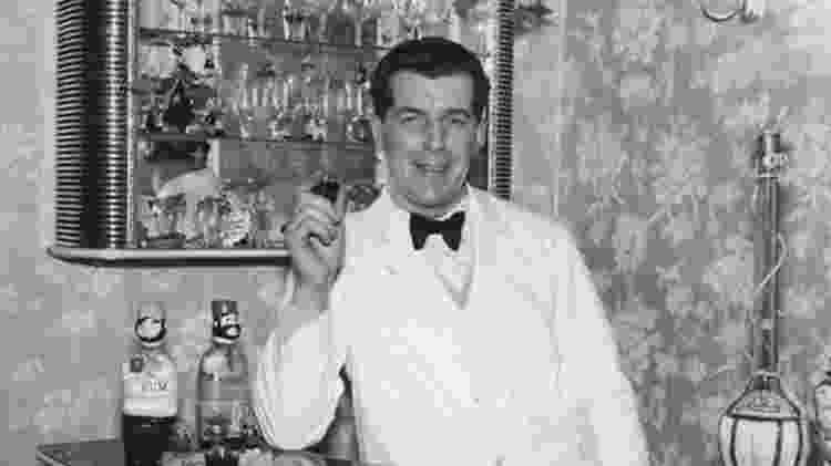 Bromley morreu em 1990 - Arquivo Pessoal