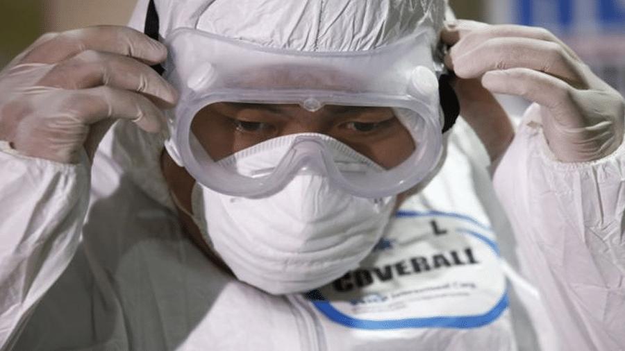 A morte foi confirmada logo após autoridades nas Filipinas suspendaram a entrada de viajantes estrangeiros vindo da China - EPA
