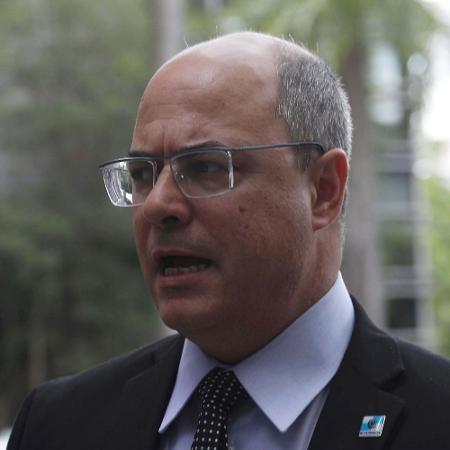 18.fev.2020 - O governador do Rio de Janeiro, Wilson Witzel - RENATO S. CERQUEIRA/FUTURA PRESS/ESTADÃO CONTEÚDO