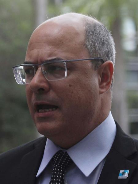 O governador do Rio de Janeiro, Wilson Witzel - RENATO S. CERQUEIRA/FUTURA PRESS/ESTADÃO CONTEÚDO