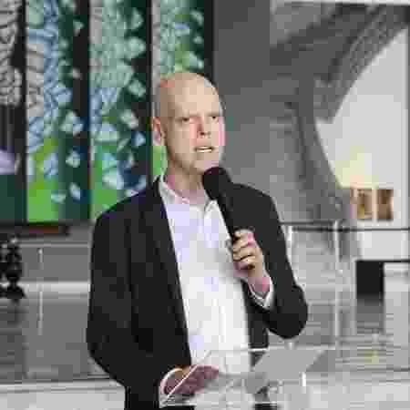 19.mar.2020 - O prefeito de São Paulo, Bruno Covas (PSDB) - Divulgação/Governo do Estado de São Paulo