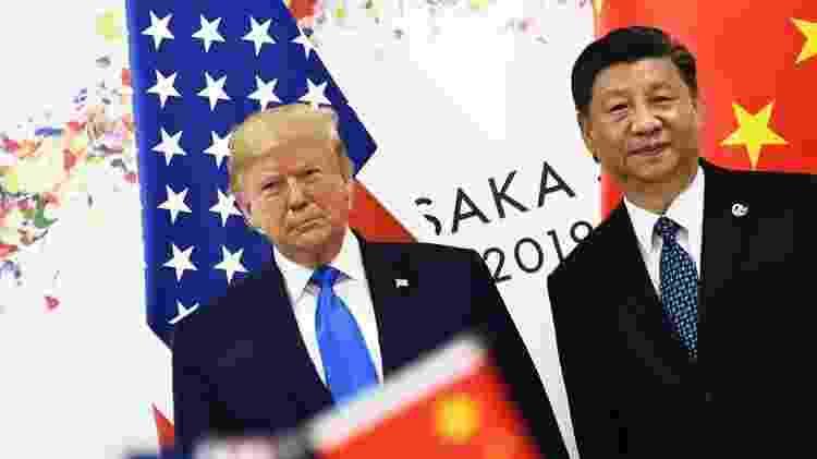 Sachs critica postura de Trump em relação à China - Getty Images - Getty Images