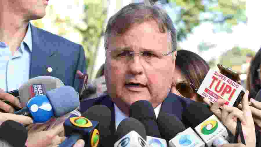 Ex-deputado federal pelo MDB, Geddel Vieira Lima foi condenado a 14 anos e 10 meses de prisão - Valter Campanato/Agência Brasil