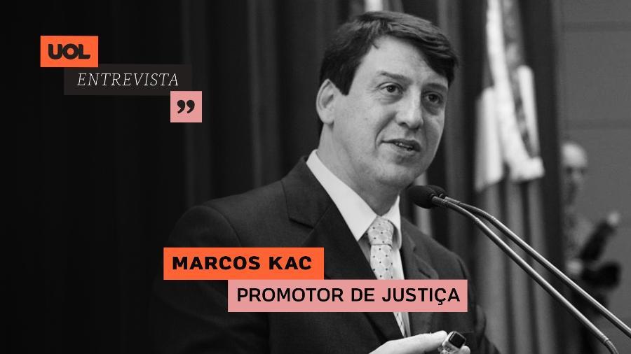 UOL Entrevista com Marcos Kac (09/04/21) - Arte/UOL
