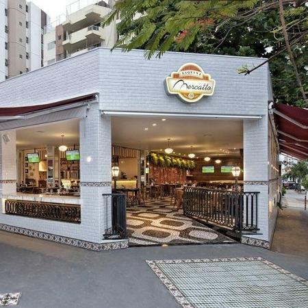 Esquina Mercatto, um dos bares de Goiânia com liberação para funcionamento - Divulgação