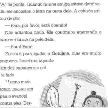 """Trecho do livro """"ABECÊ da Liberdade: A história de Luiz Gama"""", de Marcus Aurelius Pimenta e José Roberto Torero - Reprodução - Reprodução"""