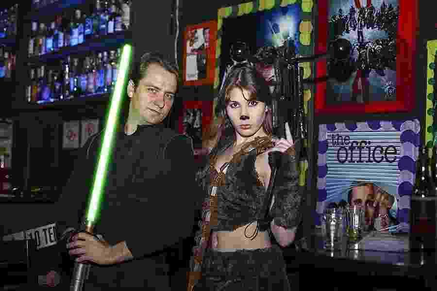Season One Art&Bar realizou maratona Star Wars - Divulgação