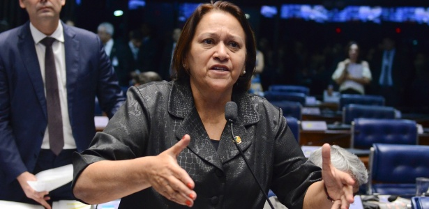 Senadora petista diz que impeachment é 'crime contra o povo' - Ana Volpe/Agência Senado