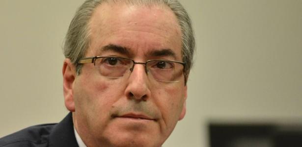 O presidente afastado da Câmara, Eduardo Cunha (PMDB-RJ)
