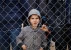 Crianças doentes sofrem as consequências do caos pós-Estado Islâmico - Ahmed Jadallah/ Reuters