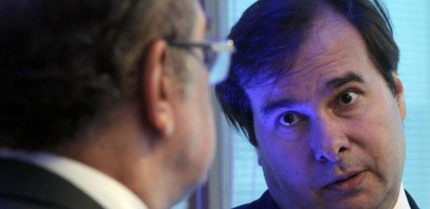 Gilmar Mendes proposta a Rodrigo Maia