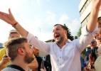Ministro do Interior italiano é populista, incendiário e dura ameaça a Merkel na Europa - EPA