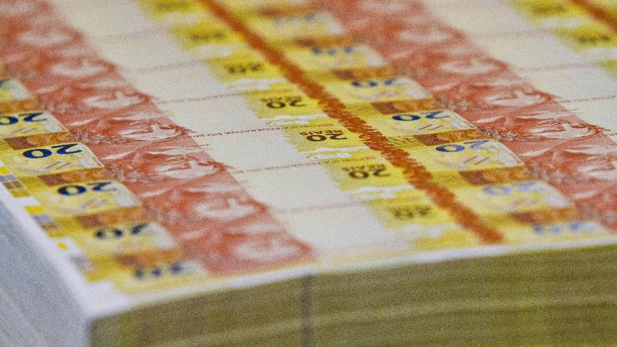 A Casa da Moeda do Brasil, responsável pela fabricação das cédulas e moedas, além de passaportes e selos, havia sido incluída no programa de concessões, por meio de decreto presidencial, em outubro de 2019 - Fernando Frazão/Folhapress