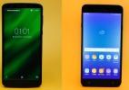 Compare as fotos tiradas com o Moto G6 Plus e o Galaxy J7 Prime 2 - UOL