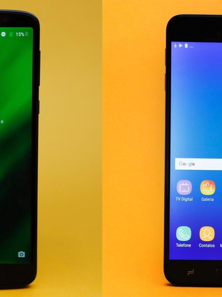 Provisória - Moto G6 Plus e Galaxy J7 Prime 2