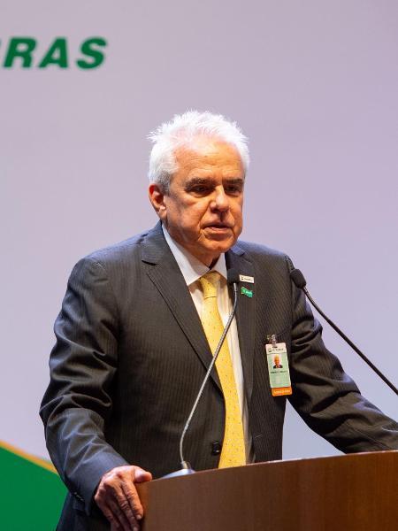 Roberto Castello Branco minimizou o fato de a Petrobras não ter tido concorrência no leilão - Allan Carvalho/Futura Press/Estadão Conteúdo