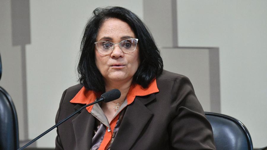 Ministra Damares Alves - Geraldo Magela/Agência Senado